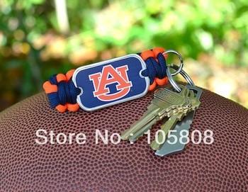 fashional survival bracelet promotion on sale-AUBURN TIGERS