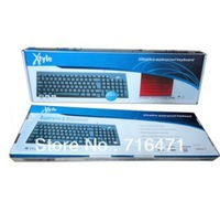 free shipping Keyboard keyboard desktop laptop keyboard wired usb