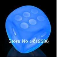 Free shipping 20pcs/lot Color Changing LED Dice Night Light Lamp for Party Bar Favours Holiday
