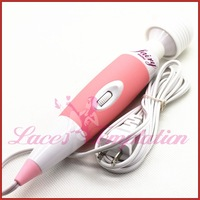 free shipping Classic JAPANESE AV vibrator clitoris massager adult sex products AC wand massagers multi-speed