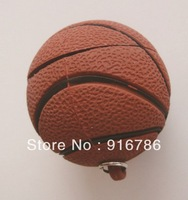 Soft Plastic Basketball USB Flash Drive 2.0 with Genuine Capacity of 8GB