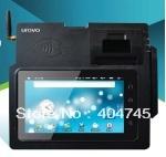 Mobile POS system,POS Terminal,Mobile computing,Magnetic Card strip Track,ISO7816 IC card,58mm Thermal printer,GSM,3G HSDPA,RFID