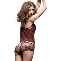 Full transparent lace decoration perspectivity embroidery panty gauze sexy temptation