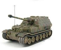 Fov 1:72 World War II German Army Ferdinand Elephant Alloy Tank Model