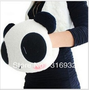 J5 New arrival hot sale plush toy panda hand warmer winter necessary good for gift 1pc
