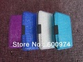 newest  2013 Diamond Credit card wallet cases card holder bank case aluminum wallet ID holder
