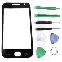 Black Glass Lens  for  Samsung I919+ tools