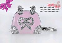 Fashion Women Pink Bags USB Flash Memory Pen Drive Stick 2GB 4GB 8GB 16GB 32GB LU141