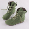 Free shipping vivi fashion autumn and winter snow boots flat heel  martin boots ,Size: 35-41!