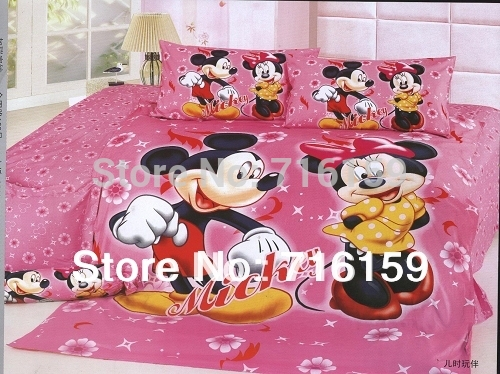 3pc bedding sets, suit for 1.5M/ 5Foot size Bed,(1pc quilt cover +1pc sheet+1pc pillowslip)(China (Mainland))