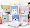 Min. order is $15 (mix order 2214 stationery small animal mini boxed notes memo pad 5 book box(China (Mainland))