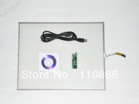 """Replacement for 17 Inch 4 Wire Resistive Touch Screen Panel Kit (4:3) for 17"""" LCD TFT Monitor 355*288mm"""