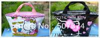 2PC Cute Hello kitty bag Girls Handbag for gift #KK