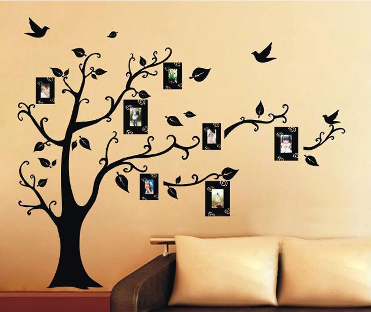 Трафареты для декора стен фото