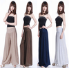 [J428] HOT/2012 NEW /Silk brocade/broadly leg /skirts/female trousers/leisure/wide leg pants
