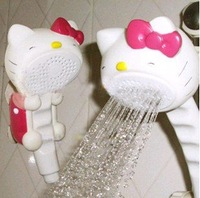 Hello Kitty Shower Head Sprinkler shower caddy Kitty Faucet super cute lovely Bathroom Appliance hot sale fashionable