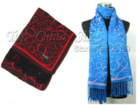 New lots 6  fashion elegant scarve Cashmere circle Scarves Free shipping!