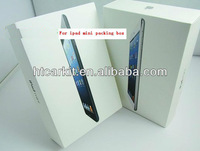 5pcs Wholesale US,UK Version Packing Boxes for iPad mini without Accessories in box+free shipping