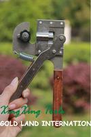 1pc sample L20cm garden grafting scissors grafting tool Free shipping