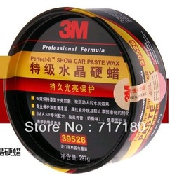 free shipping 3M 39526 Perfect-It Show Car Paste Wax Ultra High Gloss car polishes auto accessories(China (Mainland))