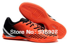Free Shipping!LZ TRX FG Soccer Boots.Wonderful Indoor Football Shoes.Stylish Leather Soccer Cleats Mix Order Size:US6.5-11.(China (Mainland))