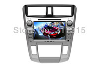 "8"" In Dash Head Unit Car DVD Player for Honda City 1.8L 2008-2012 with GPS Navigation Navi Radio Stereo Bluetooth RDS TV Map AUX"