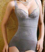 Seamless thin smoothens breathable adjustable spaghetti strap shaper sexy high quality underwear fashion bodysuit WU2146