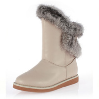 Free Shipping 2013 gaotong japanned leather snow boots platform wedges fashion women's shoes