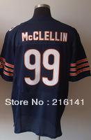 Free/Fast Shipping,Sewn On #99 Shea McClellin Men's Team Navy Football Elite Jerseys,Size 40,44,48,52,56.Accept Drop Shipping.