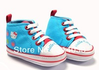 Free shiping new hello kitty blue  color baby girl coming now new desigen