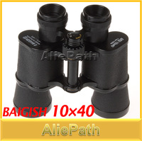 High Clear 10 x40 Outdoor Binocular Telescope for Hiking Camping, Central focus 114m/1000m Scope, Free Shipping