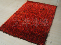 Chinese knot south korean silk carpet summer 118 customize
