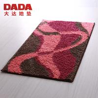 2012 new arrival dada mat doormat slip-resistant pad pad 90 110