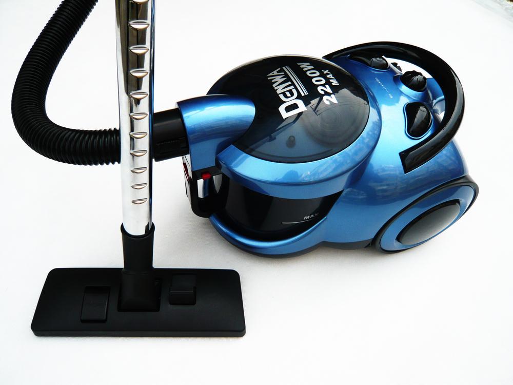 Vacuum cleaner household vacuum cleaner original denwa horizontal cyclone vacuum cleaner(China (Mainland))