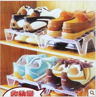 Upset plastic Osaka city shoe rack multi-function shoe rack supporter K0639 single loading