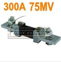 10pcs/LOT 300A 75mV 300A/75MV DC Current Shunt Digital Analog meter