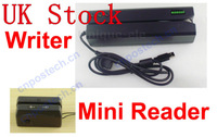 UK Stock Bundle MSR605 Card Writer + Mini300 DX3 Reader comp. MSRE206