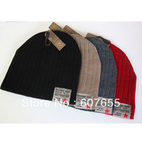 Korean hip-hop five-star man keep warm knitted cap/adventure cap free shipping