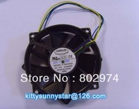 New Original EVERFLOW 9025 F129025SU 12V 0.38A 4Wire Case Fan,Cooling Fan