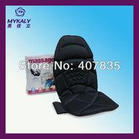Free Shipping! Family&Car Dual Use Five Massage Balls on TV Vibrator& Heating Massage Cushion
