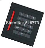 RFID 125 KHz,wiegand 26 ,Waterproof  ID Access Control  Card reader with keypad  GB-R302B