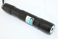 Free shipping Waterproof 532nm 200mW High power green laser pointer