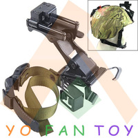 Free Shipping NVG PVS-7 PVS-14 Night Vision Goggle Snooper Scope Bracket Mount for M88 PASGT Helmet