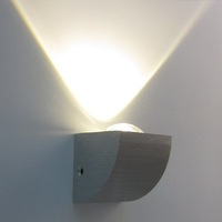 LED Wall Hall Porce Decor Sconces Fixtureled bule led light wash LED white