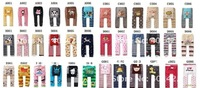 Can choose size and design 6 pcs/lot Children Kids PP Pants Long Trousers Cartoon Legging Cotton Baby Boys Girls Wear wholesale