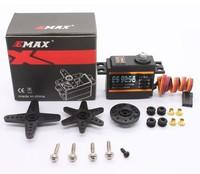 EMAX ES9258 Metal Gear Digital Servo 27g/ 3kg/ .05 sec for rc helicopter + Free shipping