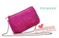Primark ! fashion candy color bag one shoulder cross-body women's handbag