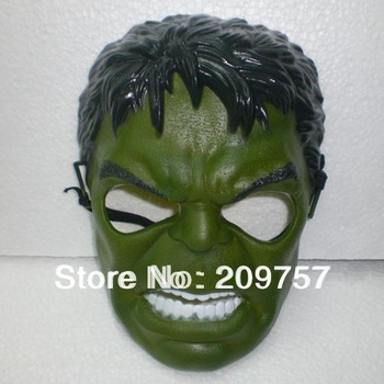 The Hulk MASK COSPLAY TOY For Children Free shipping