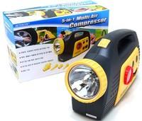 Car multi purpose auto supplies emergency mini air inflatable pump 24.114