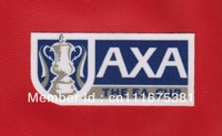 free shipping AXA The Football Association Challenge Cup  Football patch Soccer Patch soccer badge